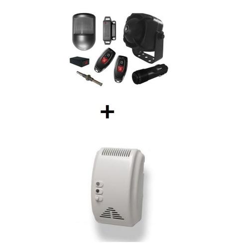 pack alarme beeper xray 5 cc avec d tecteur de gaz soporifique. Black Bedroom Furniture Sets. Home Design Ideas