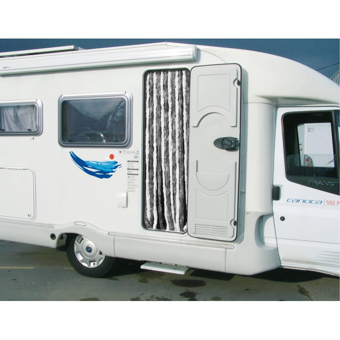 Moustiquaire Porte Cellule Camping Car