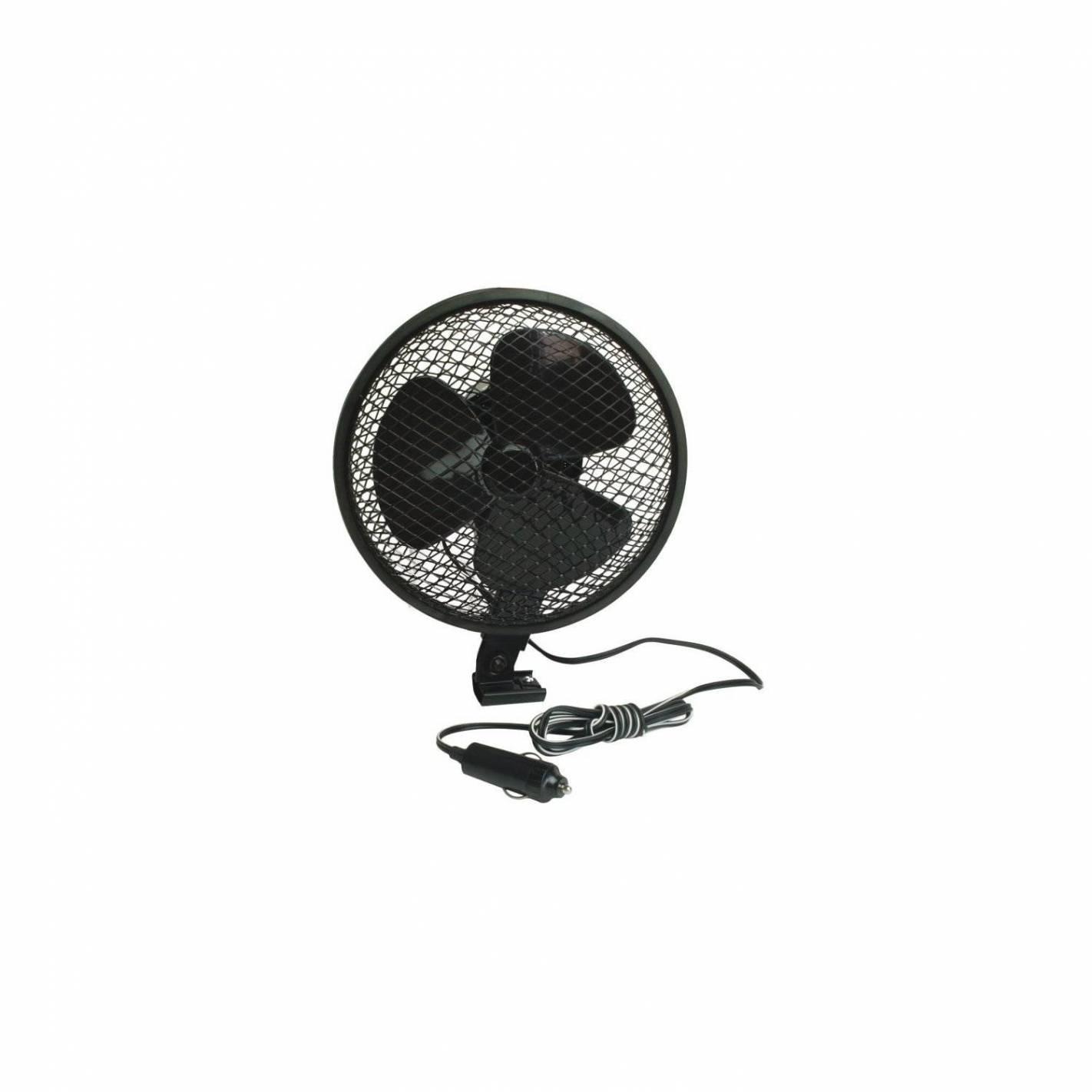 Ventilateur 12v oscillant - Chauffage 12 volt ...