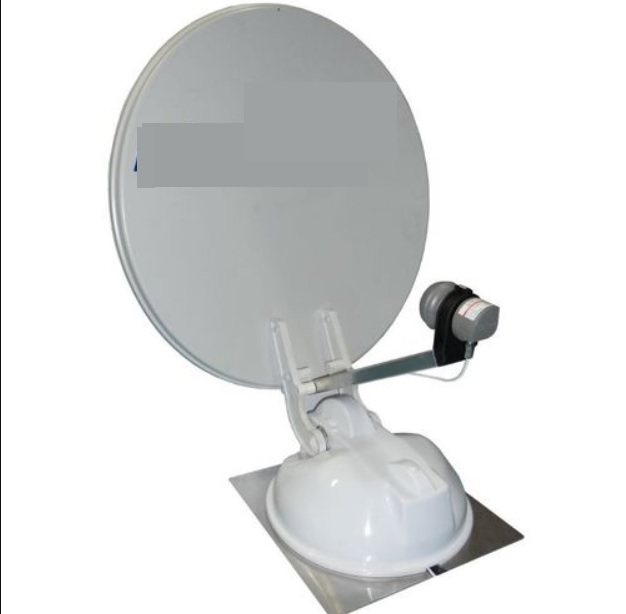 equipement camping car antennes satellites automatiques discount. Black Bedroom Furniture Sets. Home Design Ideas