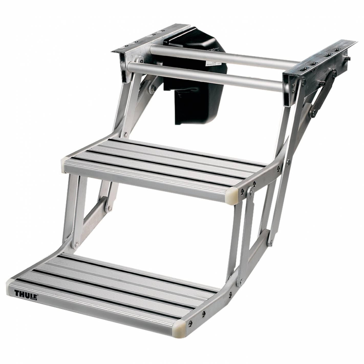 marchepied lectrique omni step 12v largeur de marche 551. Black Bedroom Furniture Sets. Home Design Ideas