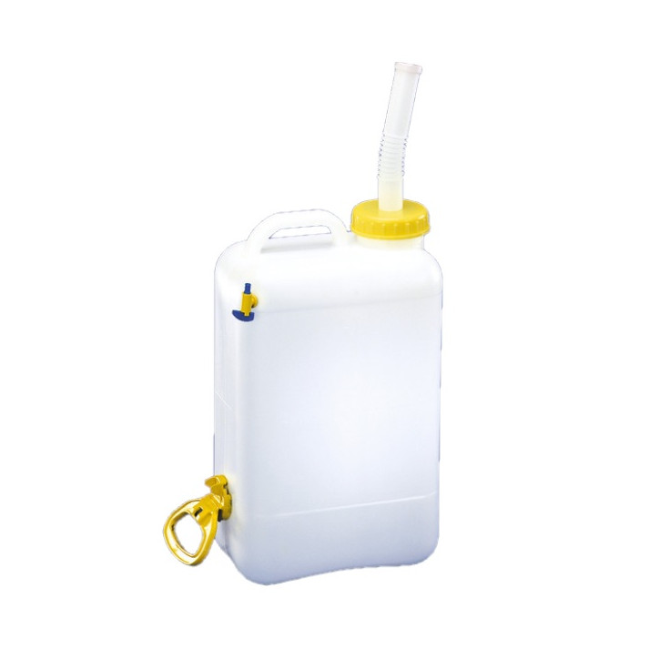 Chauffe eau jerrican camping star 12v 75w - Jerrican alimentaire 20l avec robinet ...