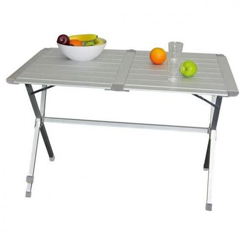 Table pliante gapless 4 personnes midland table de lit for Table pliante 4 personnes