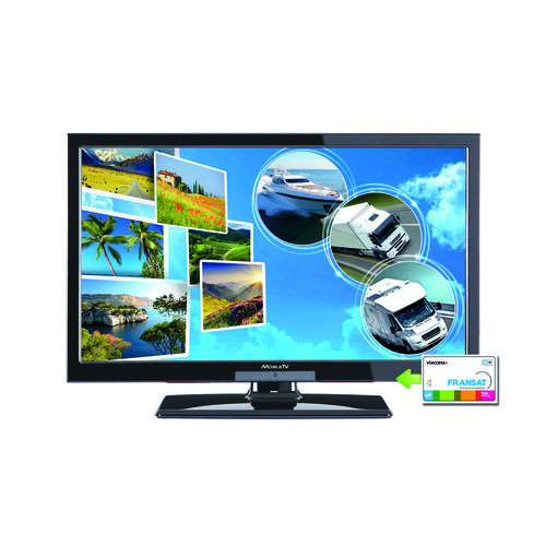tv hd dvd 48 cm 18 5 satellite int gr fransat avec dvd. Black Bedroom Furniture Sets. Home Design Ideas