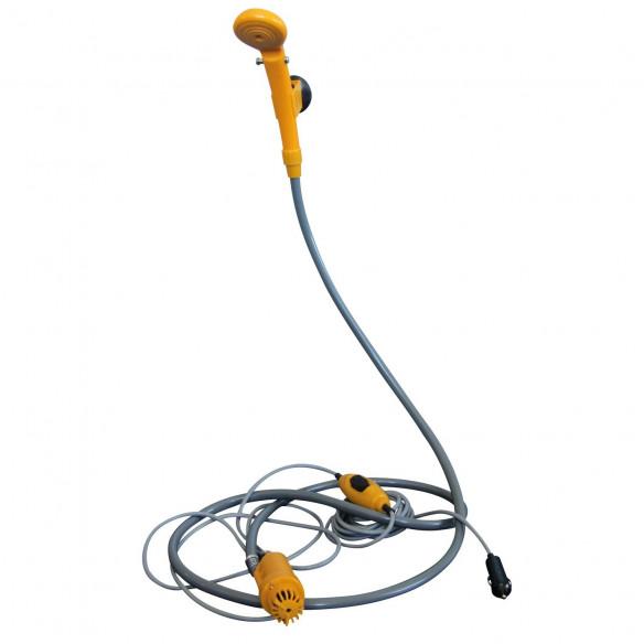 Douchette mobile 12 volts turbo shower for Aerateur salle de bain 12 volts