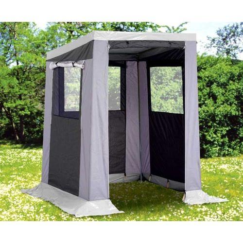 Abri multifonction fuego 130x130cmxh 200 180cm for Tente de cuisine
