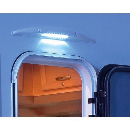 De Auvent Lampe Mouvement Leds 665x70x50mm Sous Détecteur Froli 1 12 Avec 2w nP8O0wk
