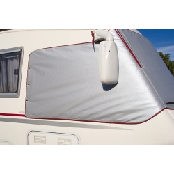 Isolation de cabine exterieur de camping-car integral SOPLAIR