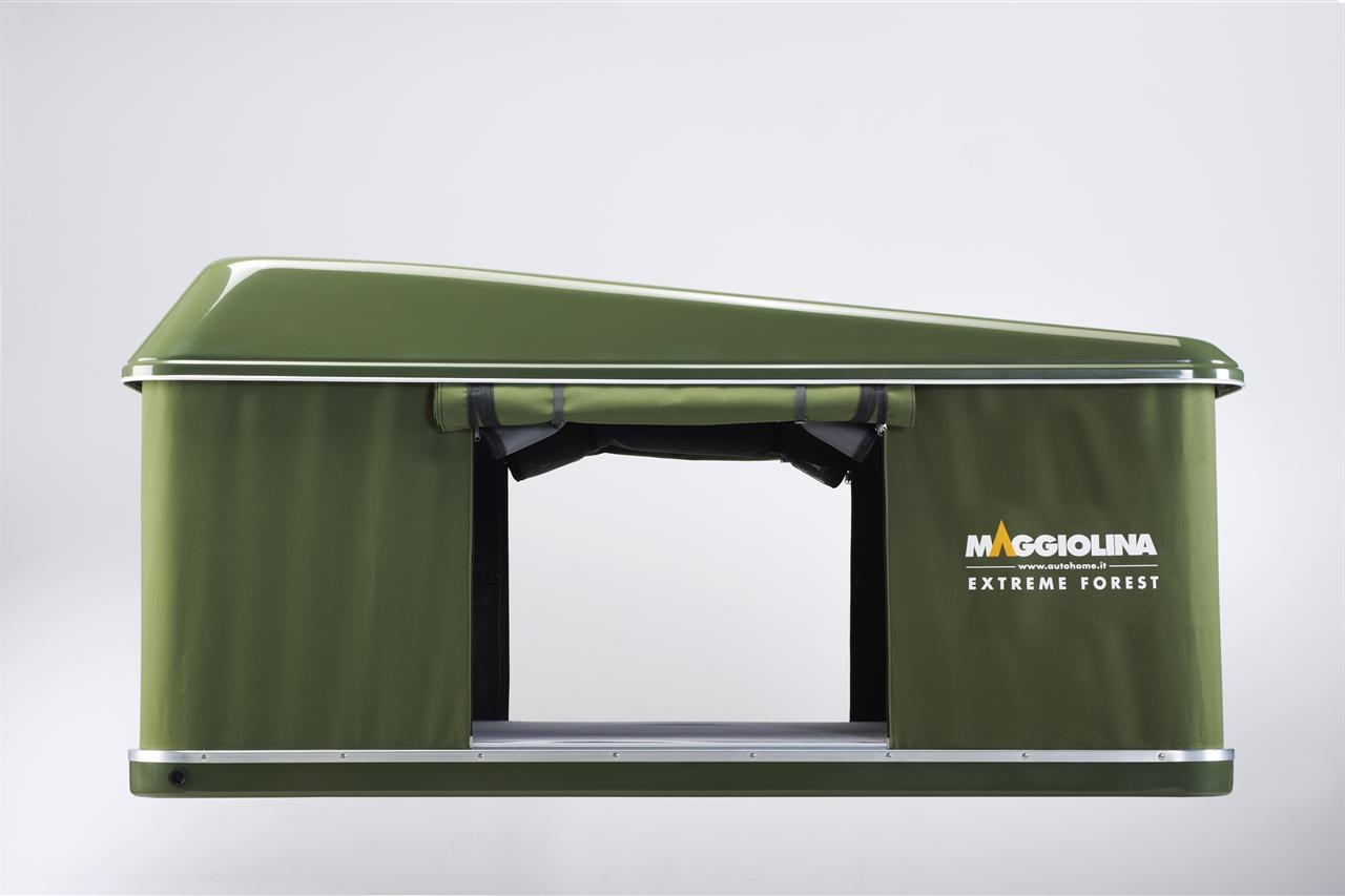 Tente de toit Maggiolina Extreme Tente de toit Maggiolina Safari & Vente de tente de toit Maggiolina a prix Discount