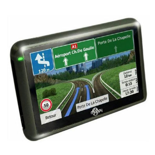 gps mappy ultix585 camp europe à vie avec aire de service camping-car