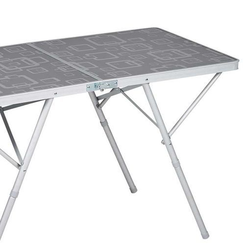 Table valise premium trigano - Table camping valise ...