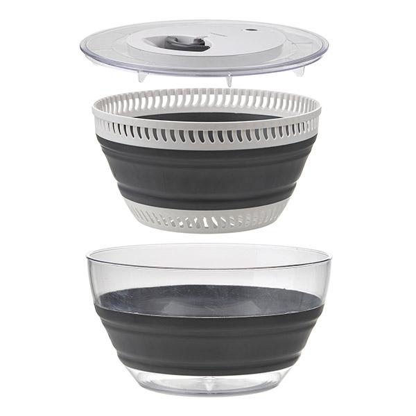 Essoreuse a salade repliable 3 5l - Essoreuse salade pliable ...