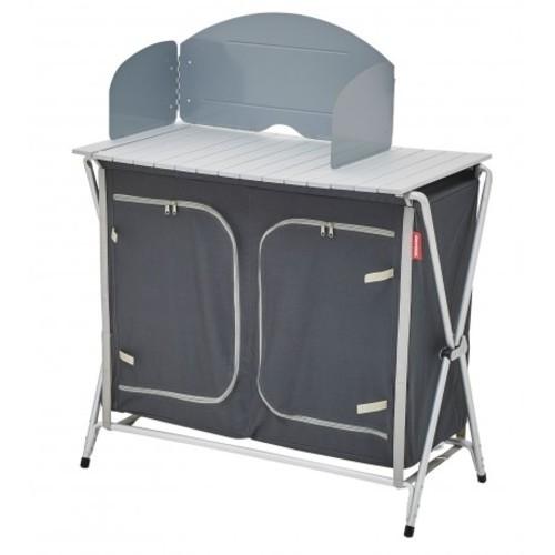 meuble cuisine camping car meuble de plein air en acier. Black Bedroom Furniture Sets. Home Design Ideas