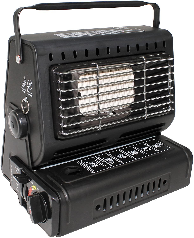chauffage gaz portable. Black Bedroom Furniture Sets. Home Design Ideas