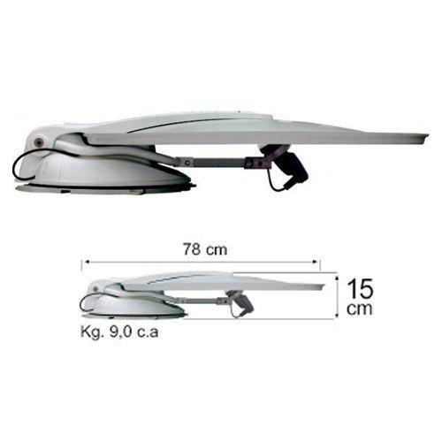 antenne satellite auto hd teleco flatsat classique s 65. Black Bedroom Furniture Sets. Home Design Ideas