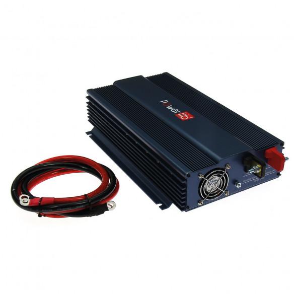 convertisseur pur sinus 1200 watts inovtech