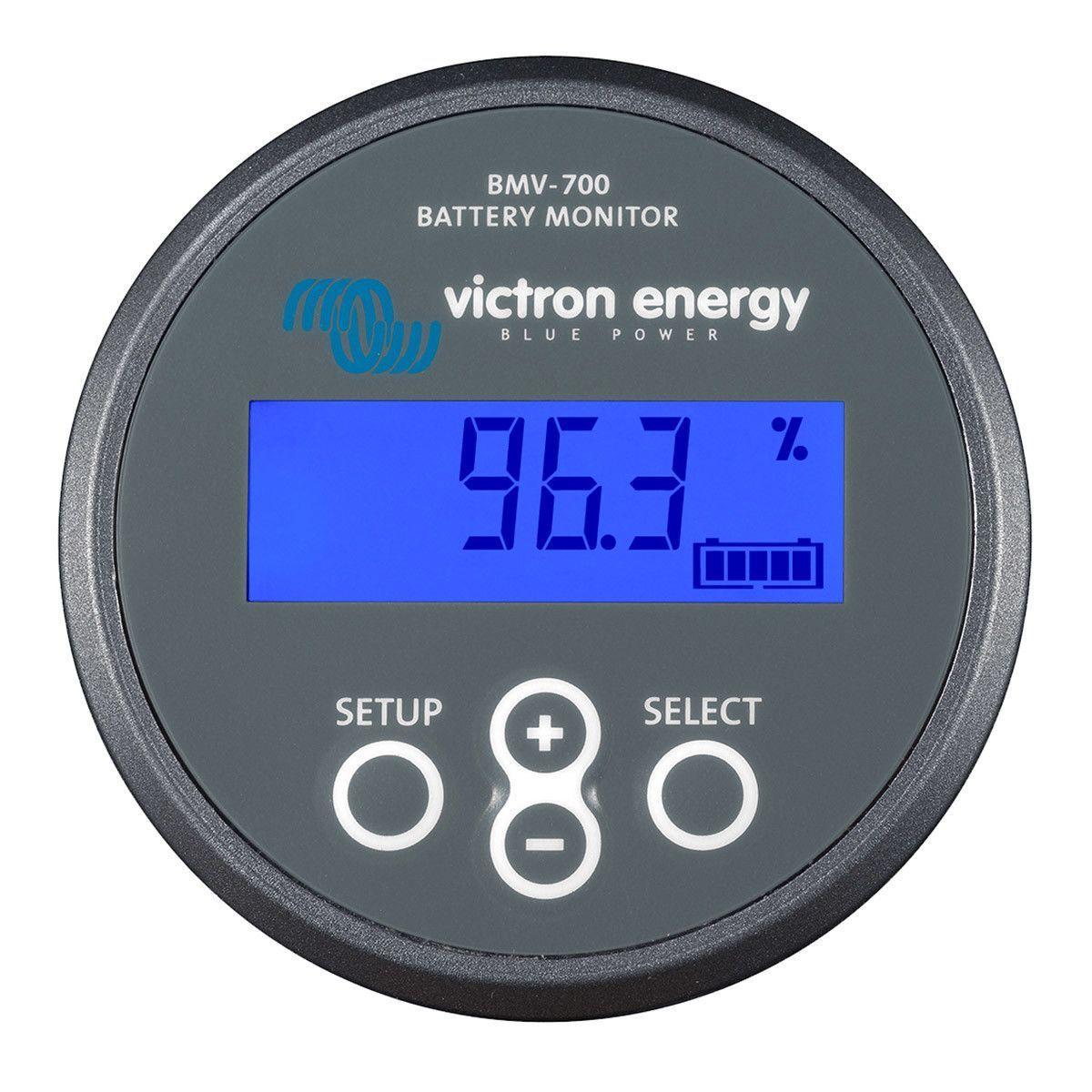 contrôleur de batteries bmv victron