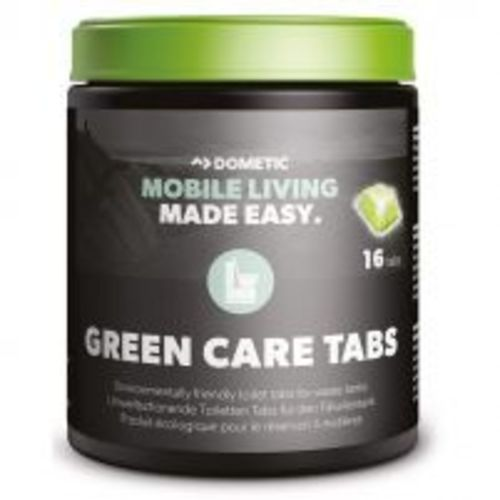 powercare tabs green - dometic 16 tablettes