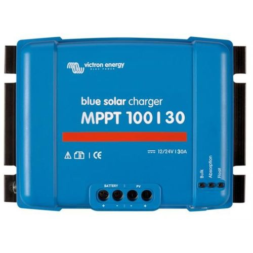 contrôleur de charge bluesolar mppt modèle 30a victron