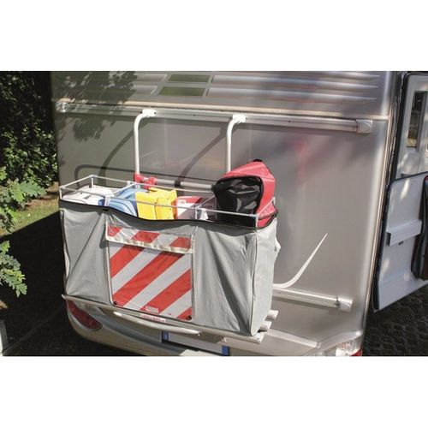 kit frame pour coffre cargo back