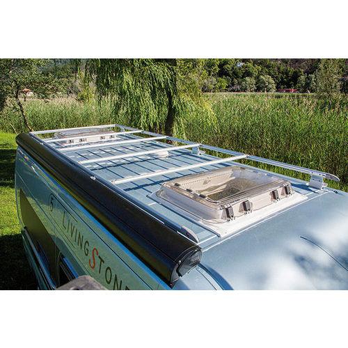 galerie de toit roof rail pour ducato maxi xl
