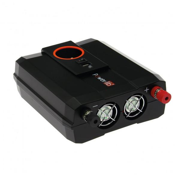 convertisseur pseudo sinus 750 watts - inovtech