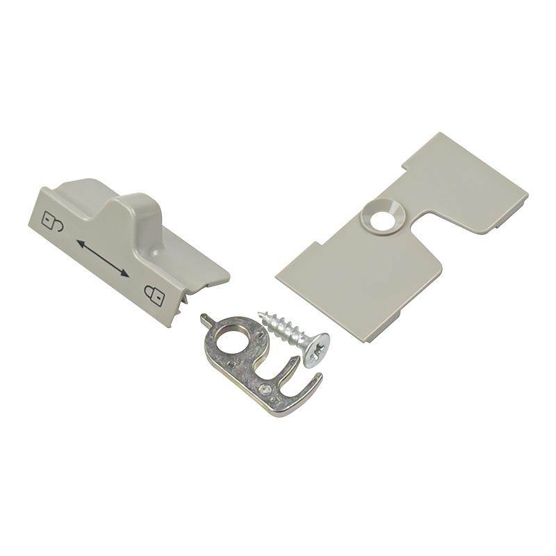 bloc porte gris pour refrigerateur dometic série 7