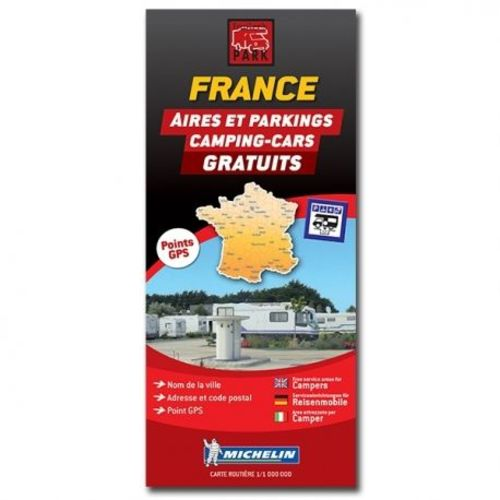 carte france des aires et parkings gratuits