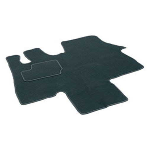 tapis cabine luxe ford transit custom depuis 01/2013