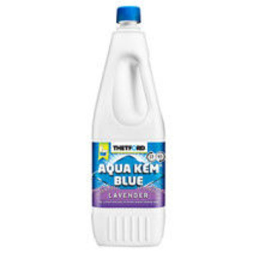 aqua kem blue 2 litres lavande