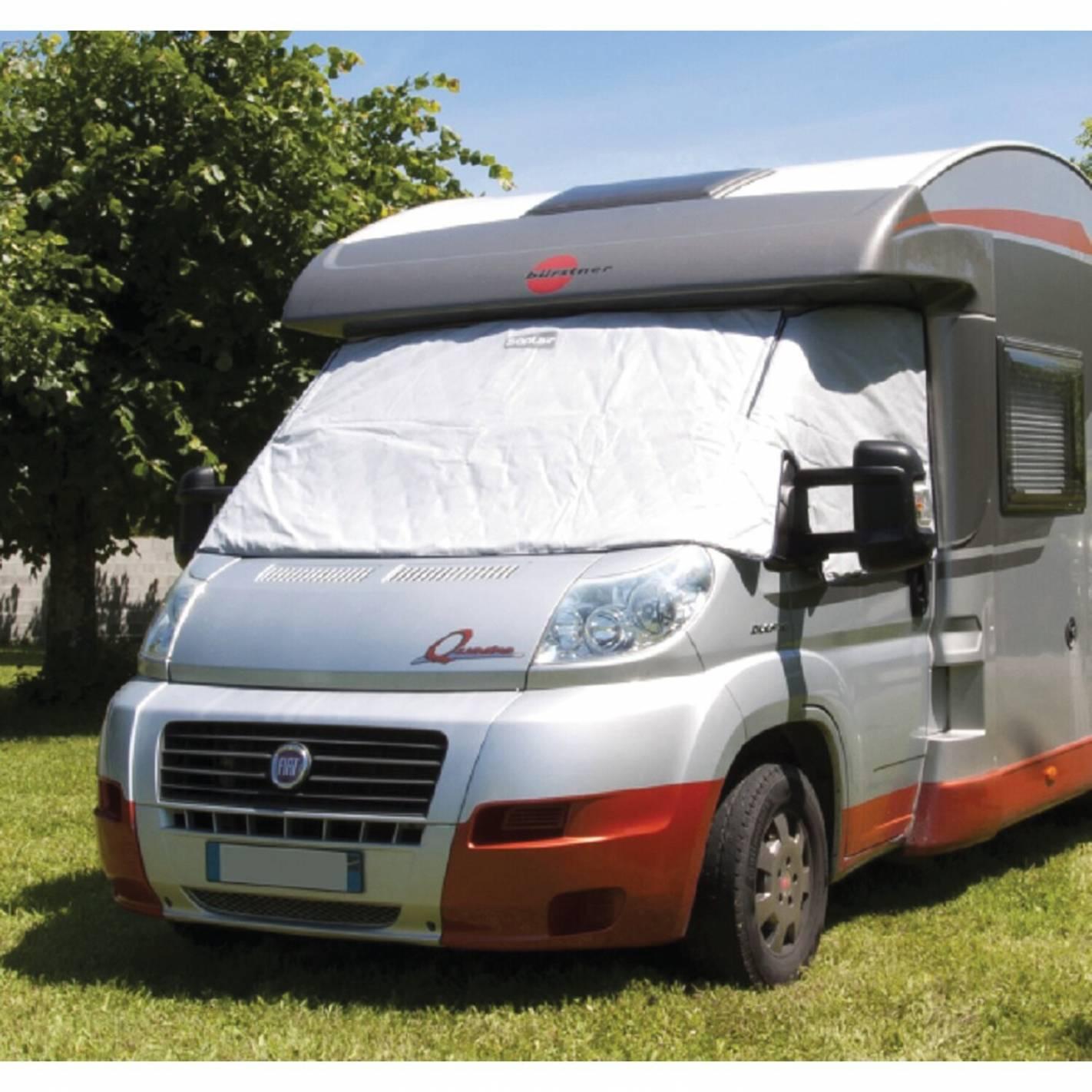 volet exterieur soplair profile pour cabine ford de 1994 a 2014