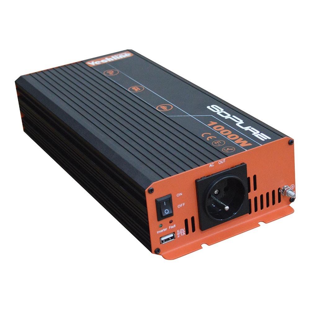 convertisseur pur sinus 1000 w vechline power vechline