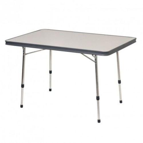 table premium 110cm haut de gamme pliage extra plat. Black Bedroom Furniture Sets. Home Design Ideas