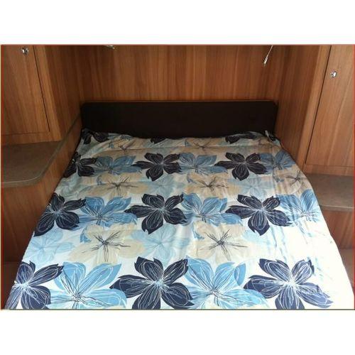 lit tout fait fleur 140x190. Black Bedroom Furniture Sets. Home Design Ideas