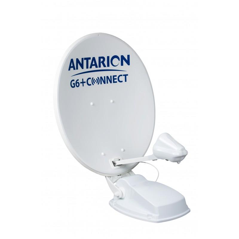 antenne sat auto antarion 2 têtes g6+ connect