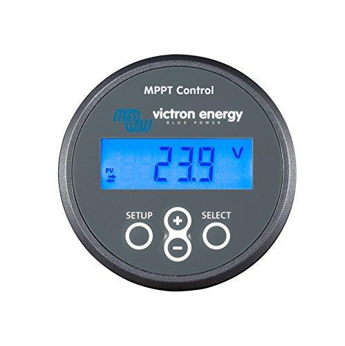 afficheur pour régulateur blue solar mppt - victron