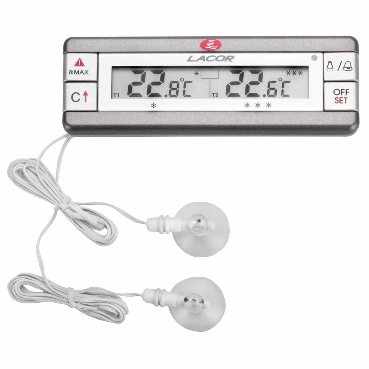 thermomètre pour réfrigérateur / congélateur