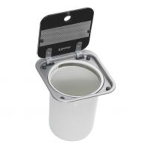 conteneur à déchets wbg 200 avec couvercle en verre - dometic
