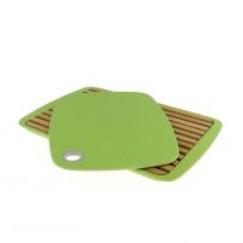 planches à découper green
