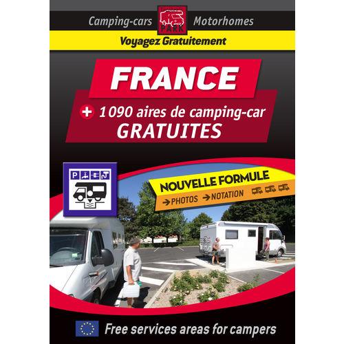 guide france des aires et parkings gratuits