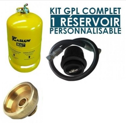 kit gpl rechargeable gaslow complet