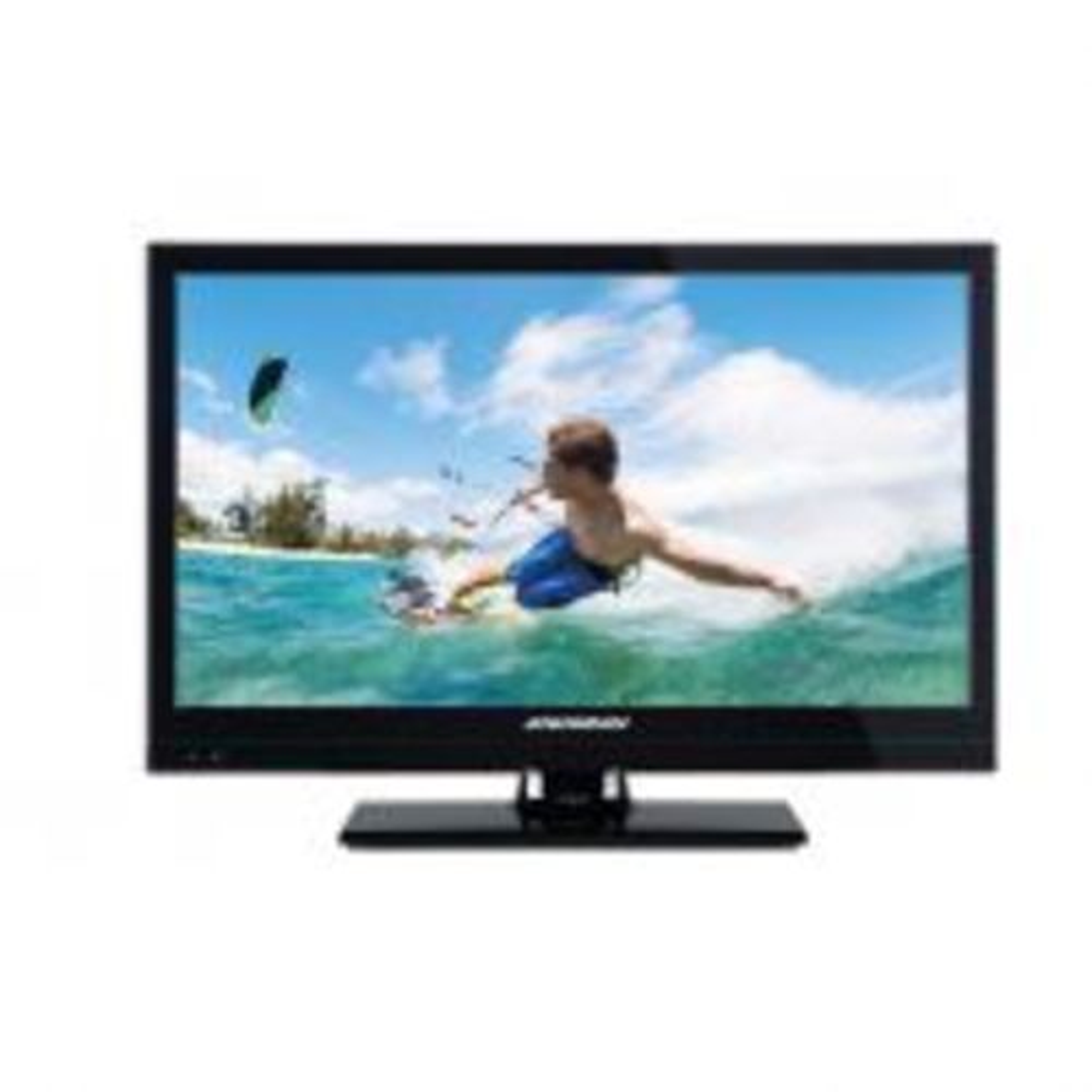 téléviseur led mpeg4 20\'\' (50 cm) digihome version dvd