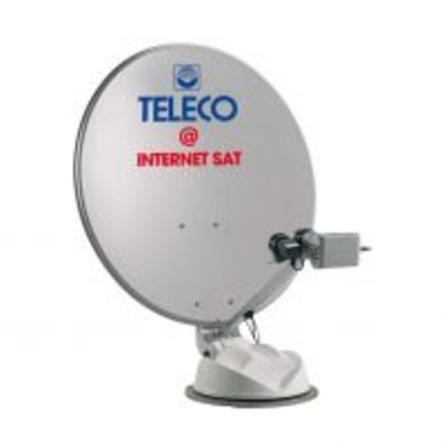 antenne satellite automatique internet s@t 85 - teleco