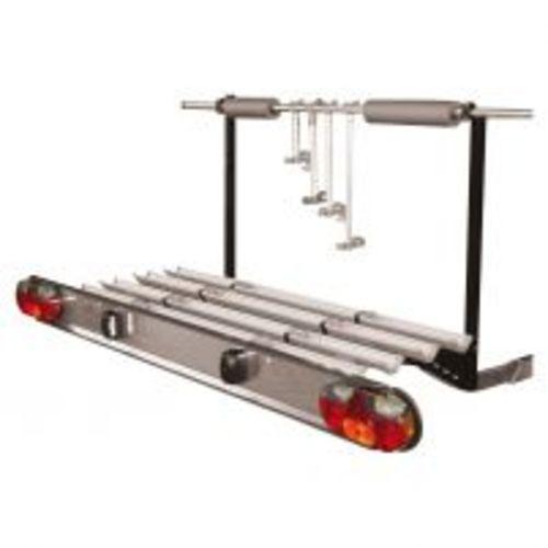 porte-vélos steel pour véhicule avec porte-à-faux max. 1100 mm - alden
