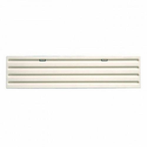 cache hiver pm blanc fiat grille réfrigérateur
