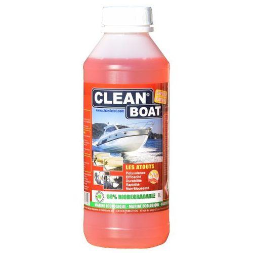 clean boat dérouillant - déjaunissant- passivant spécial carènes