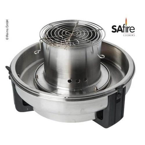 safire mini grill et chaufferette
