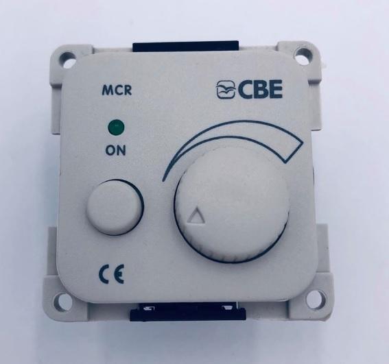 variateur électrique 12v gris clair