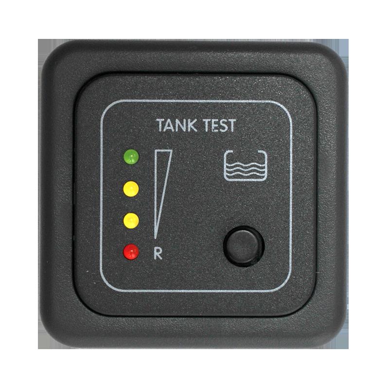 module contrôle eau propre gris cbe