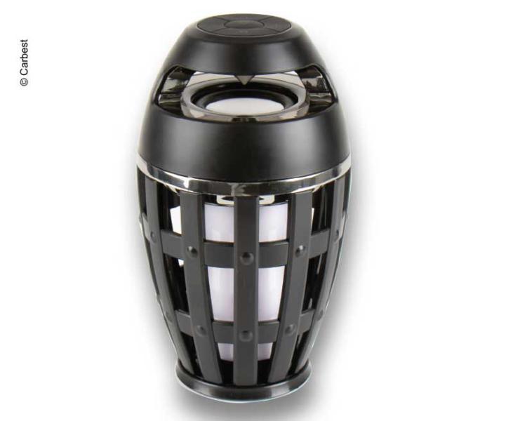 lanterne led avec haut parleur bluetooth